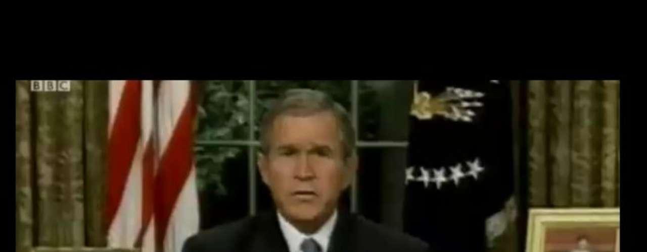18:54:00 - El presidente de Estados Unidos llega a Washington.