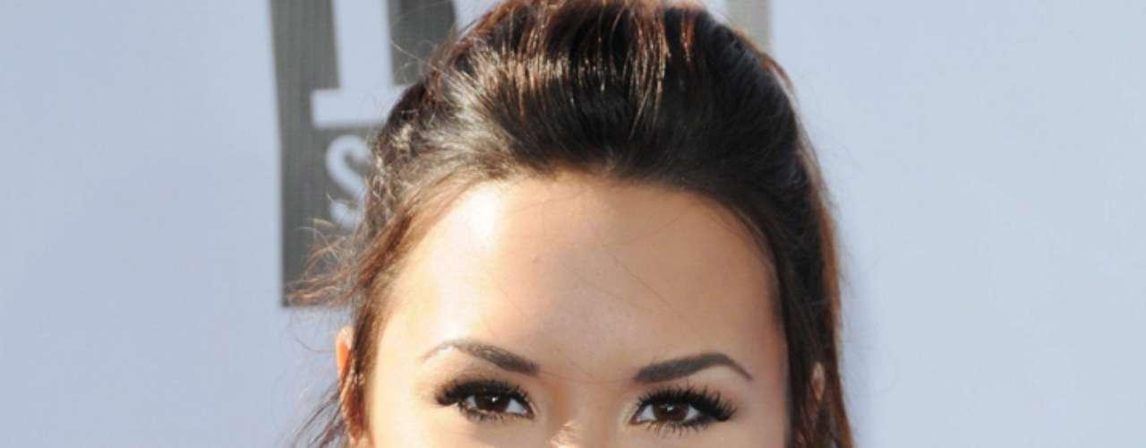 Demi Lovato tuvo el buen tino de dejar atrás su nombre real: Demetria Devonne Lovato.