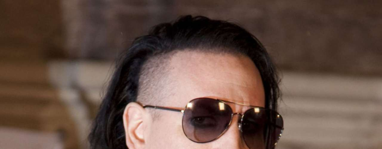 Brian Hugh Warner es el nombre de pila del cantante de rock Marilyn Manson.