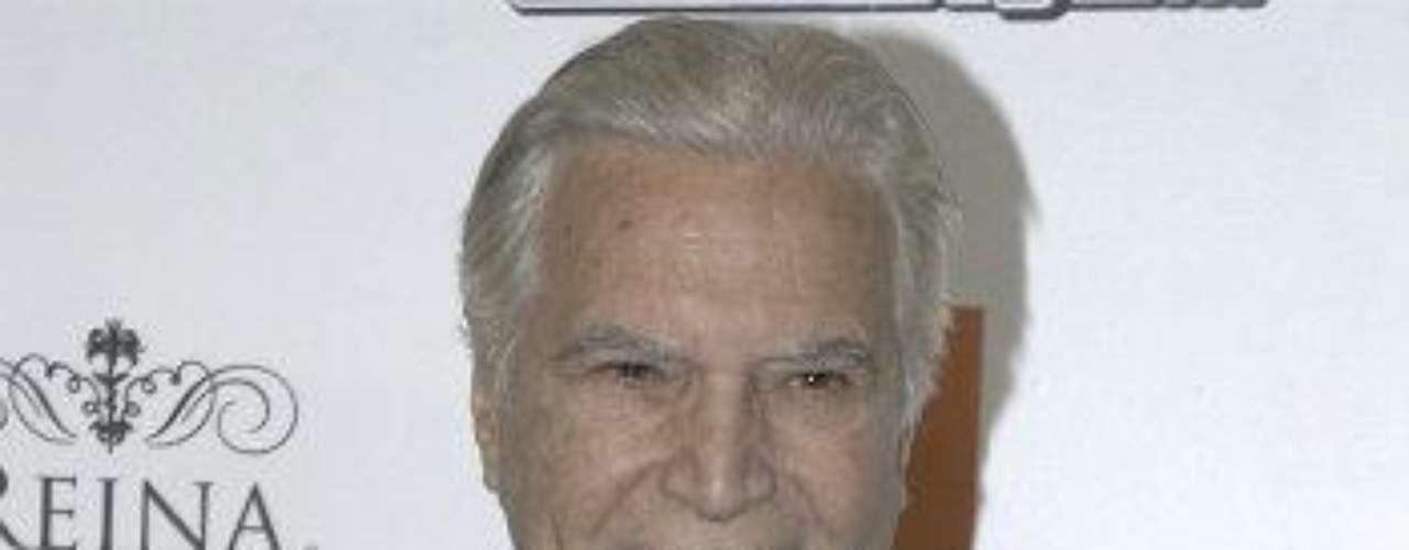 El gran actor de telenovelas y cine mexicano nació el 5 de septiembre de 1923 a bordo de un navío mercante que iba rumbo a Uruguay, pero tiene nacionalidad española y mexicana. Es considerado una de las primeras figuras de la TV hispana y ha trabajado recientemente en \
