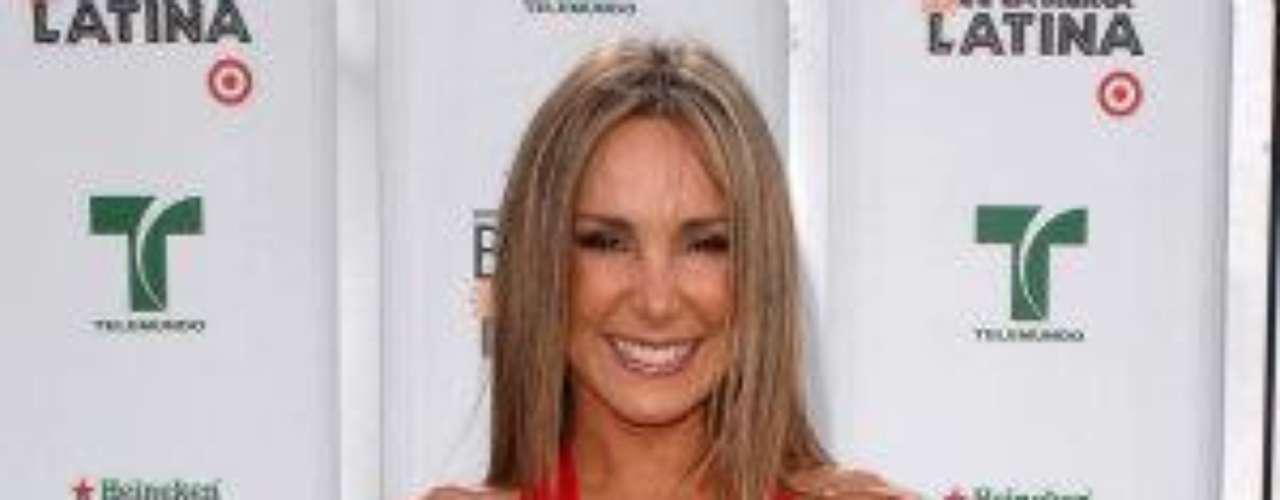 La actriz, que interpreta a 'Teresa Ramírez' en la exitosa telenovela juvenil de MTV \