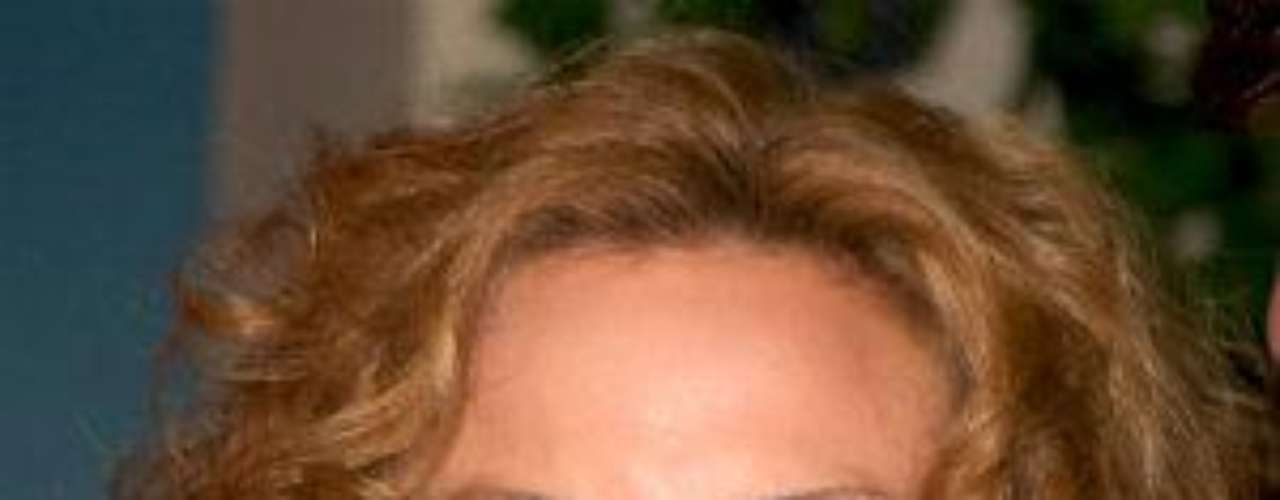 La estrella de telenovelas como \