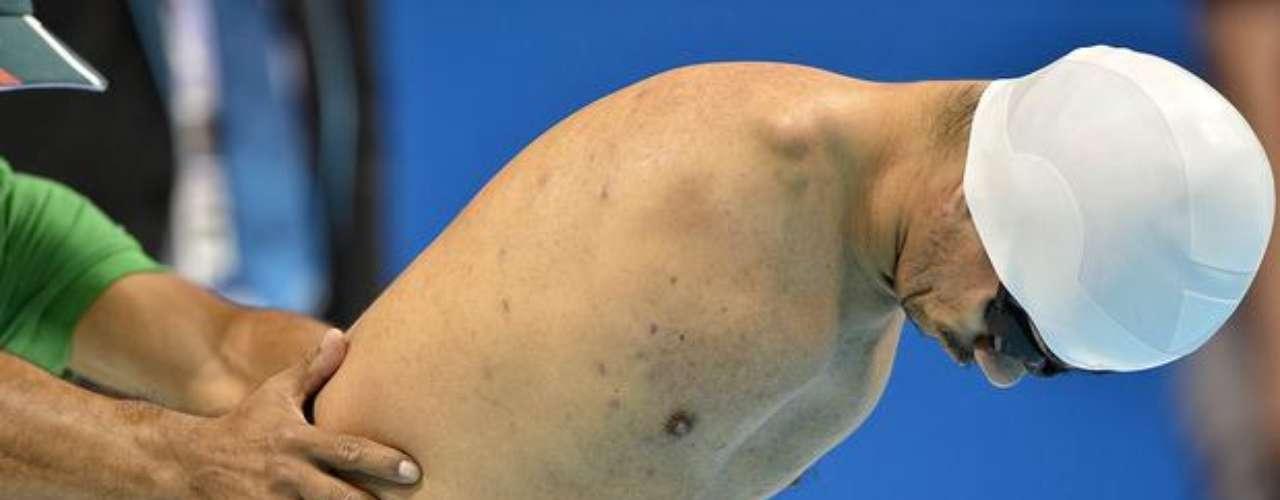 Los Juegos Paralímpicos de Londres, que terminaron este domingo, protagonizaron una serie de momentos impactantes que conmovieron a los espectadores. El nadador mexicano Cristopher Tronco terminó cuarto en la clase SB2 de los 50 m pecho. A seguir, algunas de las imágenes más emocionantes del evento.