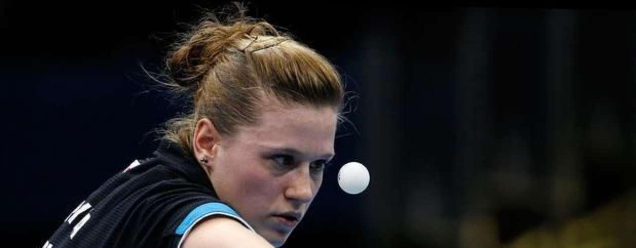 Natalia Partyka, que había disputado los Juegos Olímpicos, confirmó el favoritismo y conquistó la medalla de oro de la clase S10.