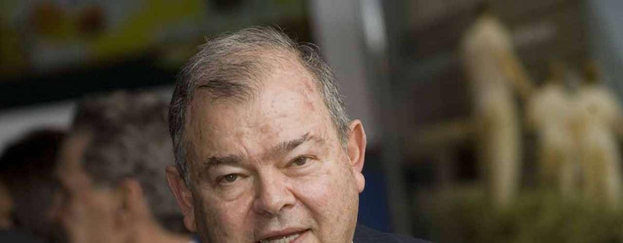 Edgar Elías Azar, Presidente del Tribunal Superior de Justicia del DF.
