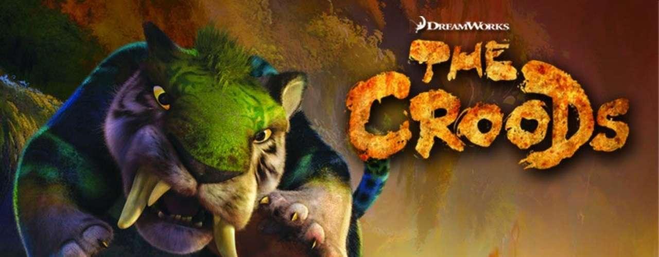 The Croods: Una familia cavernícola sale en busca de un nuevo hogar luego de que la cueva donde vivían fuera destruida. Estreno: Marzo 2013.