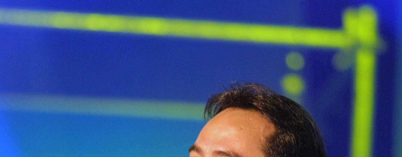 Gustavo Ángel, voz principal de Los Temerarios, expresó que no busca seguir su carrera como solista, pues considera que su agrupación aún sigue firme. \