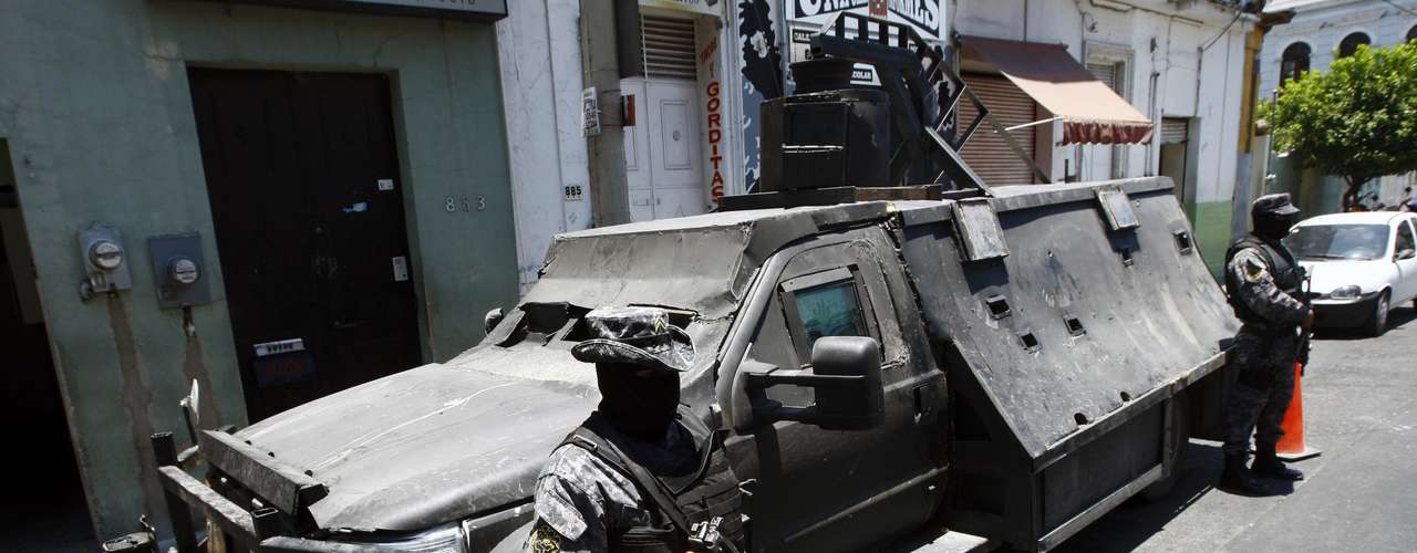 El grupo delictivo surgió en Tamaulipas pero más tarde extendieron su actividad a Nuevo León y Coahuila.
