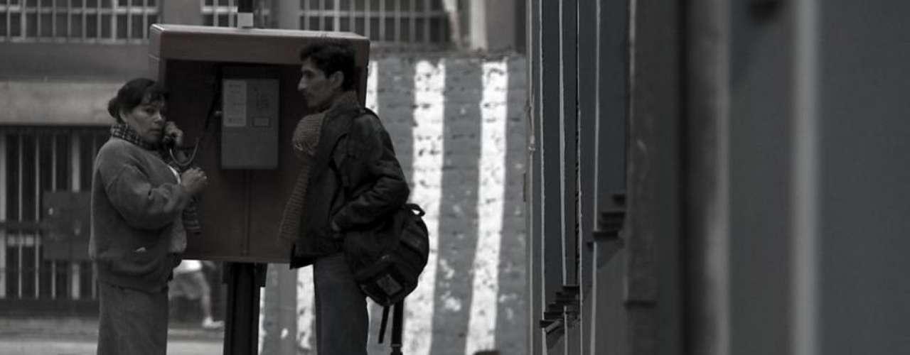 Imagen del documental 1509 Operación Victoria, donde se recrea los seguimientos por parte del GEIN