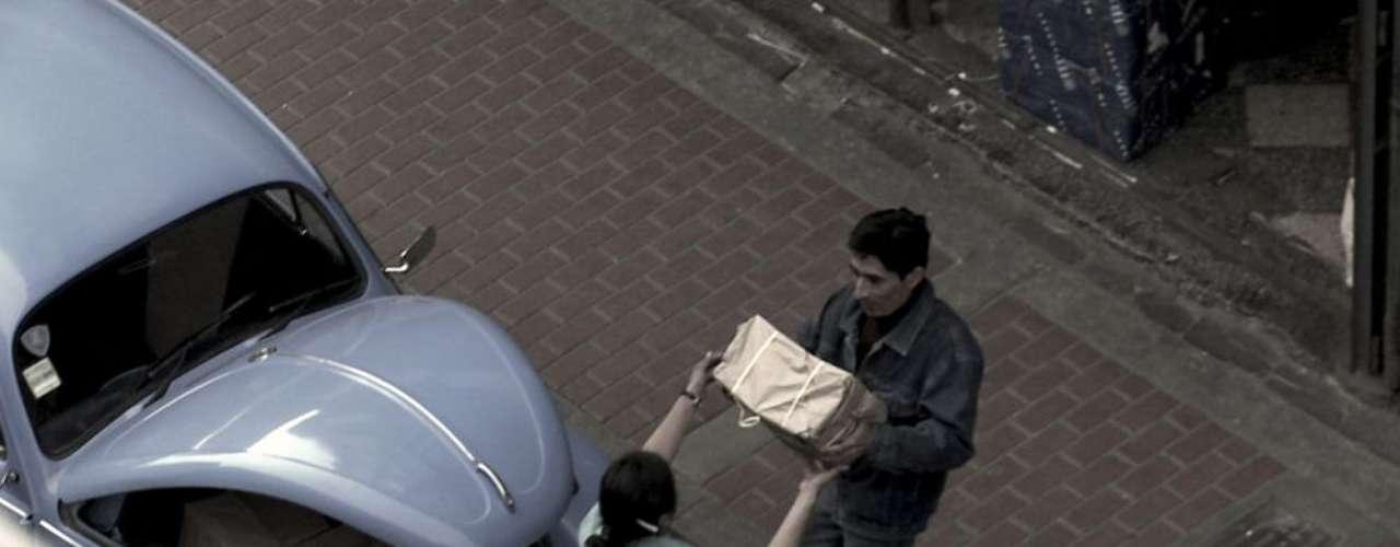 Imagen del documental 1509 Operación Victoria, donde se recrea los movimientos del equipo de prensa y propaganda de Sendero Luminoso