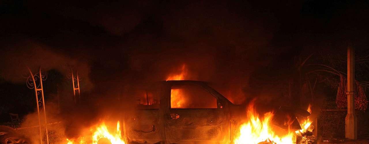 Para las autoridades libias, esta agresión 'es una respuesta a la extradición de Abdala al Senusi', antiguo jefe de los servicios secretos y que Mauritania entregó el pasado día 5 de septiembre a las autoridades libias.