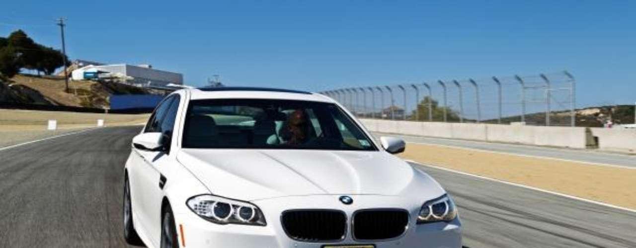 Foto BMW M5 2013