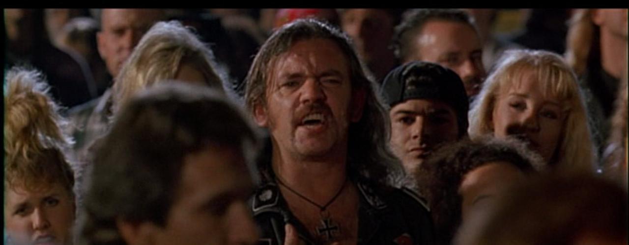 Lemmy de Motorhead en la comedia \
