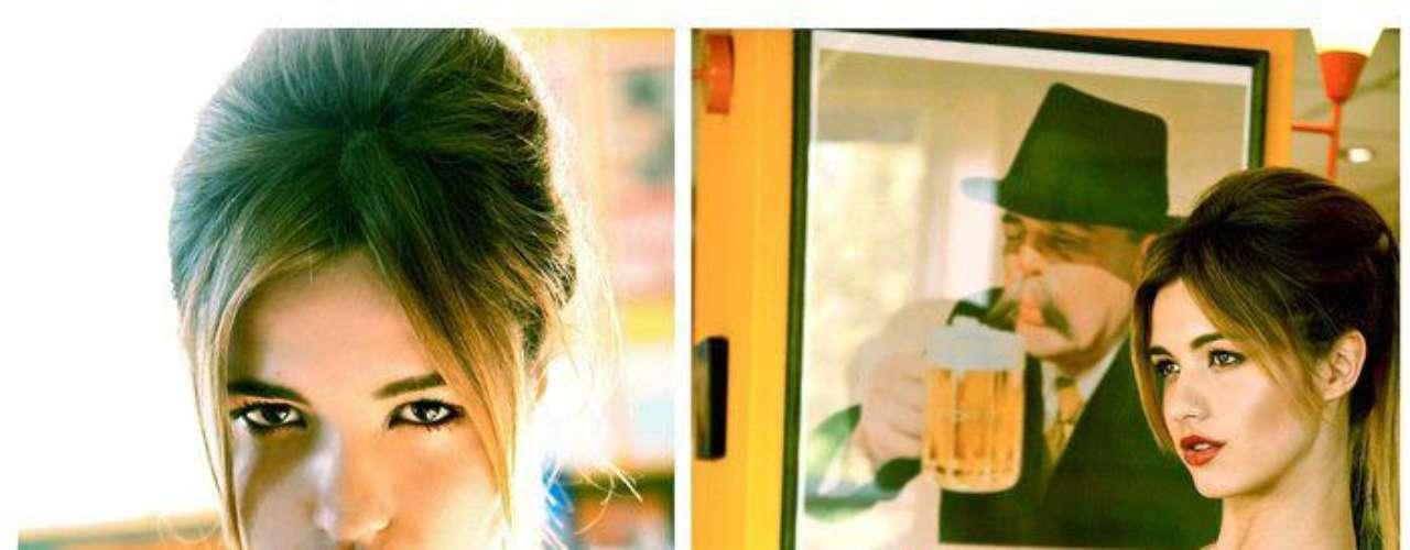 Con 23 años de edad, la joven nacida en Talinn, tiene una belleza exótica y camaleónica, que resalta sus ojos color café oscuro y su cabello castaño, sobre sus 1.75 metros de estatura; atributos que le han ayudado en su carrera como modelo internacional donde ha demostrado gran talento y profesionalismo