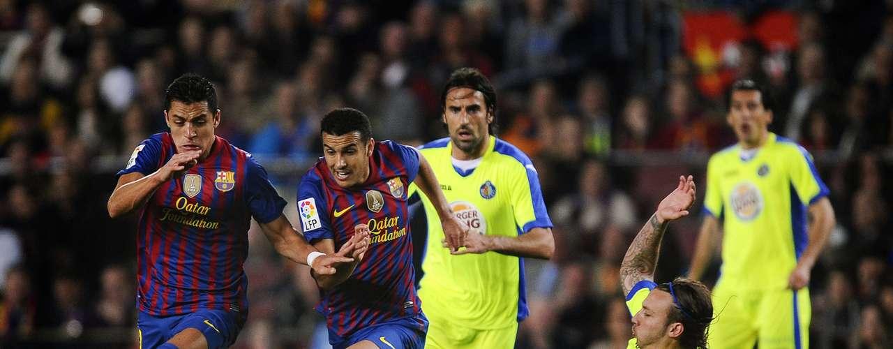 Sábado 15 de septiembre - Barcelona visita el campo del Getafe en una fecha más de la Liga española