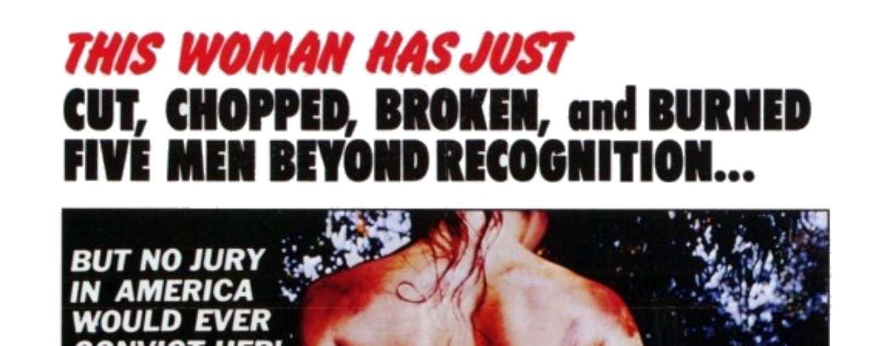 I Spit On Your Grave (1978, Meir Zarchi). La versión original de este filme underground estadounidense, causó furor e indignación. Una mujer es violada por cuatro hombres. Tiempo más tarde, decide tomar venganza, violarlos y matarlos a cada uno por separado. Con escenas gráficas, esta película ha sido defendida por algunos sectores feministas, tanto, que hasta después le cambiaron el título para TV a: Day Of The Woman, pero también ha sido censurada.