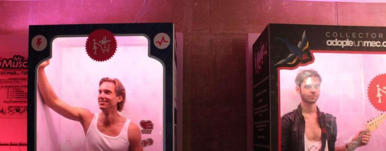 ¿Por qué Francia? En París existe un lugar llamado AdopteUnMec.com donde las mujeres pueden conseguir una cita con el 'hombre de sus sueños'. Rockero, barbón, elegante, surfer, etc. Hay para todos los gustos.