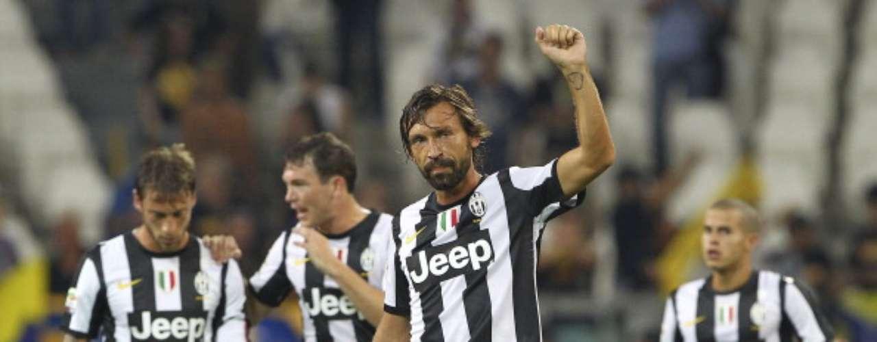 Domingo 16 de septiembre - Juventus visita al Genova en la tercera fecha del Calcio