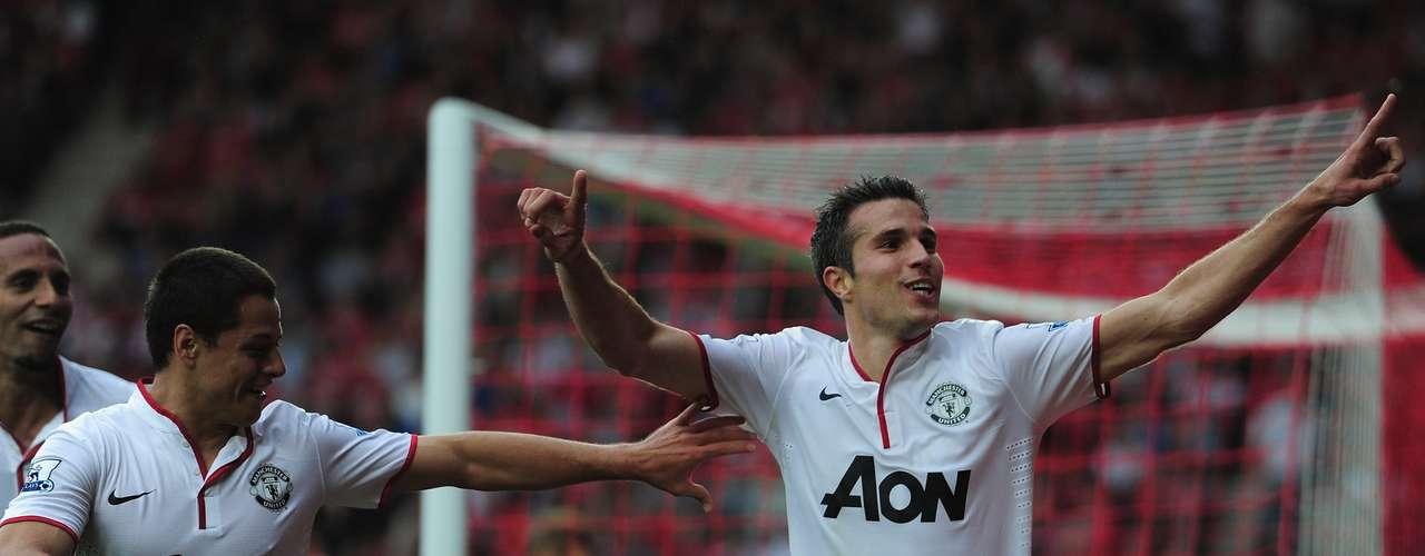 Sábado 15 de septiembre - Manchester United se mide en Old Trafford al Wigan