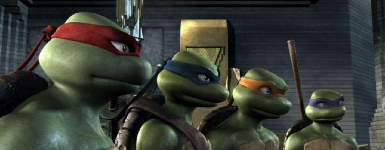'Las tortugas ninja mutantes'. En principio, que este proyecto venga apadrinado por Michael Bay (el actual rey midas de Hollywood gracias a la saga de 'Transformers') debería excitar el pulso de los amantes de 'blockbusters'. Sin embargo, la idea de ver a una serie de tortugas ninja mutantes de tamaño humano protagonizando una nueva película de acción real parece una idea simplemente nefasta.