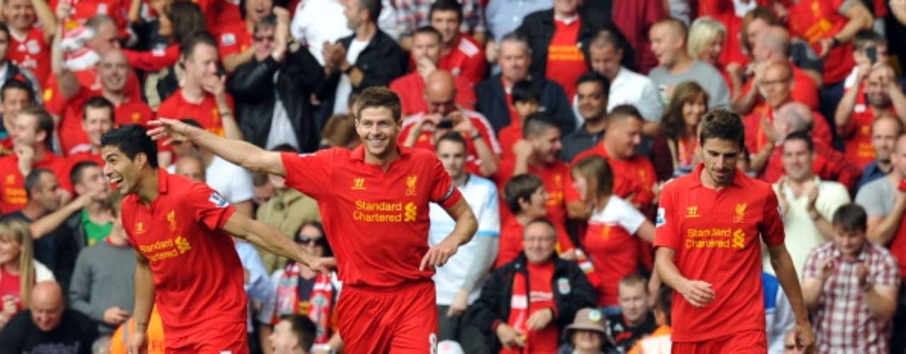 Sábado 14 de septiembre - Liverpool juega como visitante frente al Sounderland