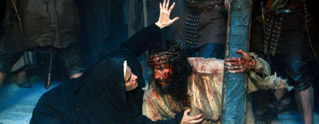 The Passion Of The Christ (2002, Mel Gibson). La película es una hipérbole de la tortura y muerte de Jesús. Repudiada por la comunidad judía.