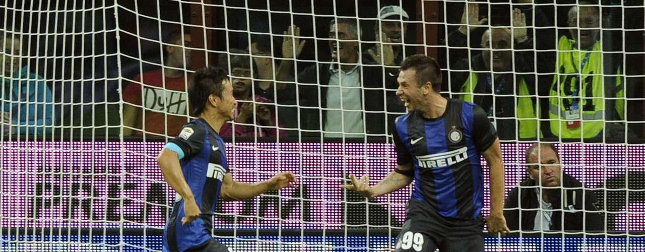 Domingo 16 de septiembre - Inter de Milán visita al Torino en duelo del futbol italiano