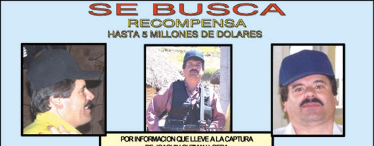 Tanto las autoridades federales del país y de Estados Unidos ofrecen por 'El Chapo' $30 millones de pesos y $5 millones de dólares, respectivamente, a quien aporte datos que den con su paradero. ¿Se logrará detener en lo que resta de este gobierno o seguirá libre?