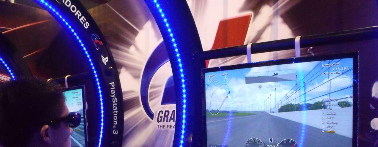 El módulo de PlayStation 3 en 3D probablemente sea uno de los más visitados.