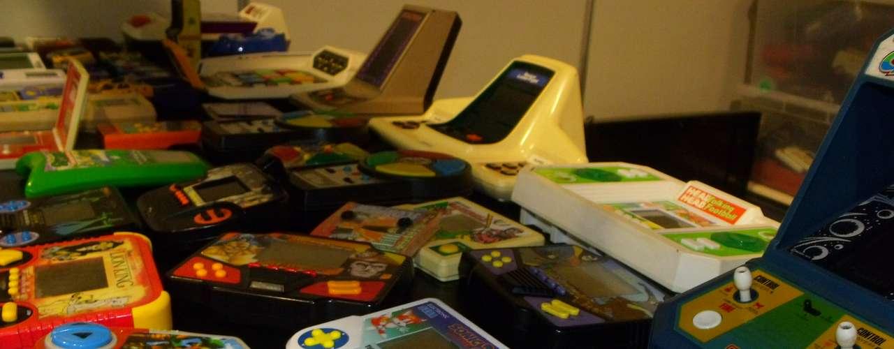 Habrá una exposición de videojuegos 'retro' de todas las marcas.
