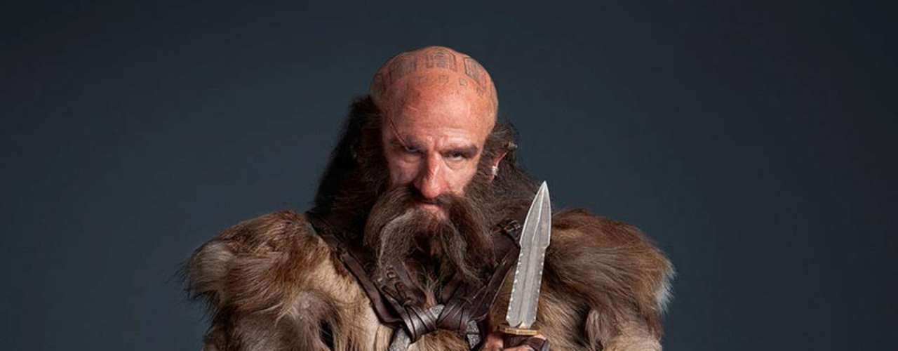 Dwalin - en Middle Earth.