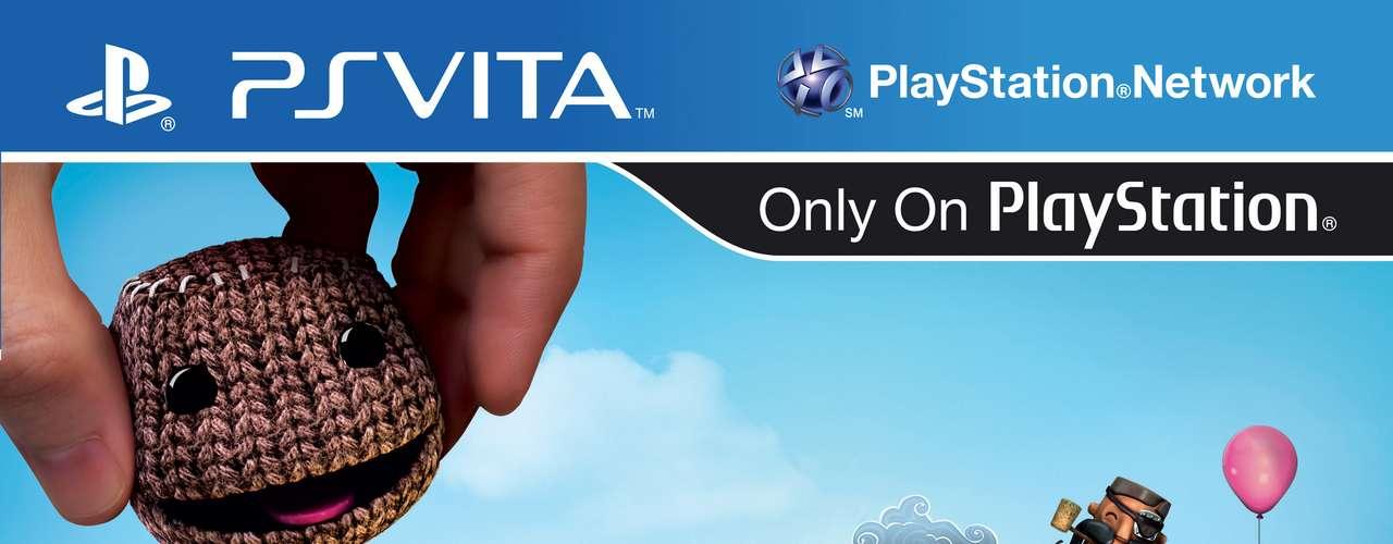 Little Big Planet promete dar que hablar en el PlayStation Vita. El lanzamiento mundial recién será 28 de septiembre