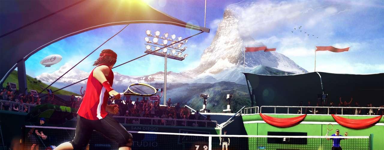 Sports Champions 2, el esperado juego para PS3. El lanzamiento mundial será el 15 de Noviembre.