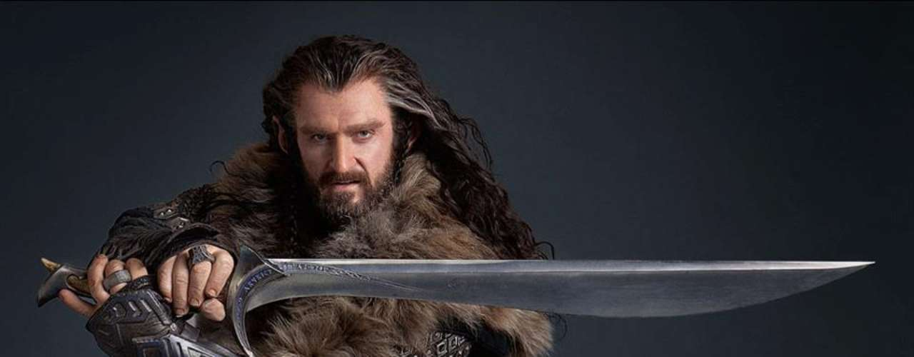 Thorin - en Middle Earth.