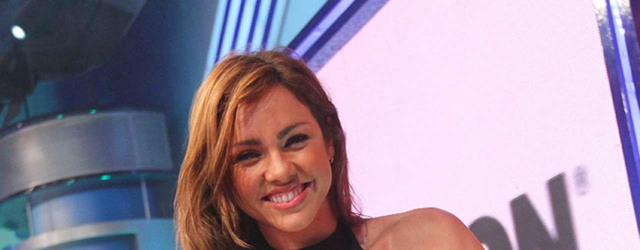 Paloma Fiuza, integrante del equipo rojo.
