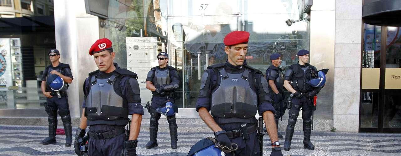 Las protestas fueron convocadas sobre todo a través de las redes sociales por movimientos cívicos y grupos de \