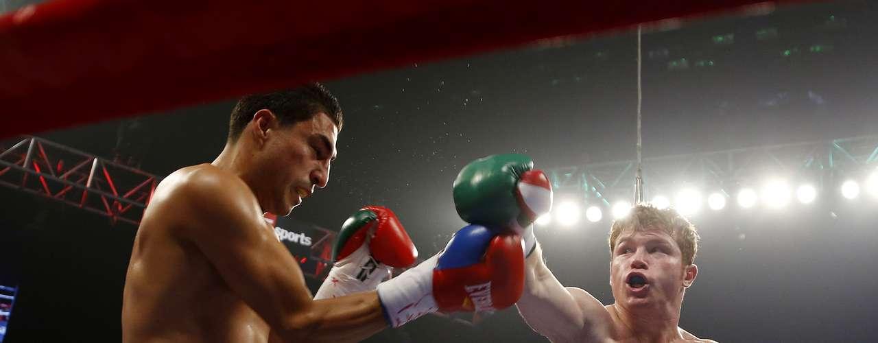 Canelo tendrá que pelear con un boxeador de mayor nivel para demostrar que es un gran campeón.