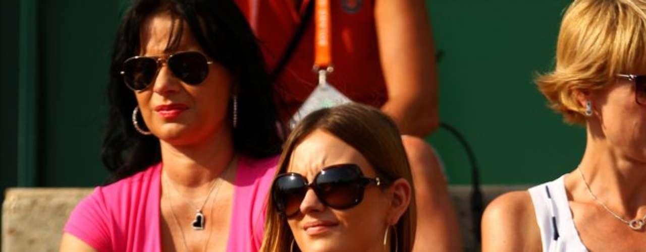 Ester Satorova: Pareja del tenista Thomas Berdych