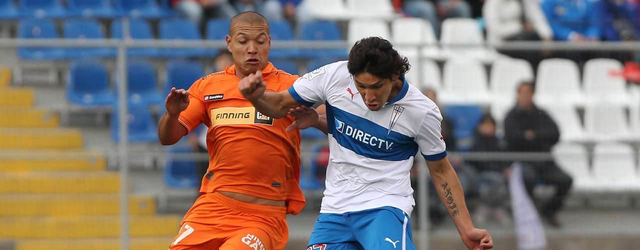 COBRELOA VS UNIVERSIDAD CATÓLICA, 16:00, ESTADIO MUNICIPAL DE CALAMA.