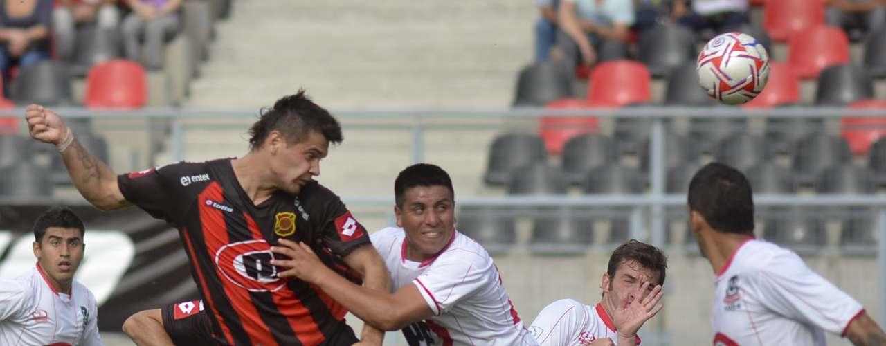 LA CALERA VS RANGERS, 16:00, ESTADIO NICOLÁS CHAHUÁN.