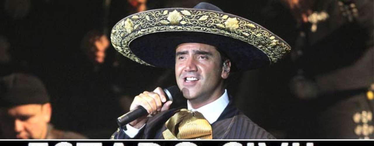 Alejandro Fernández reveló a sus más de un millón de seguidores en Twitter que es un verdadero \