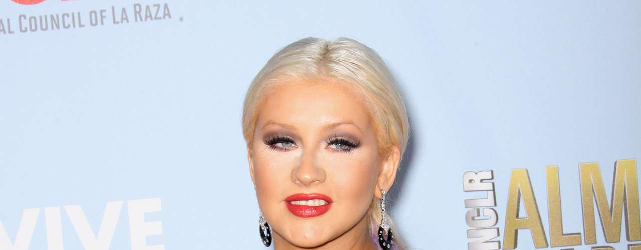 Christina Aguilera OMG! We can't say what we're thinking. Fashion... (You fill in the blank)