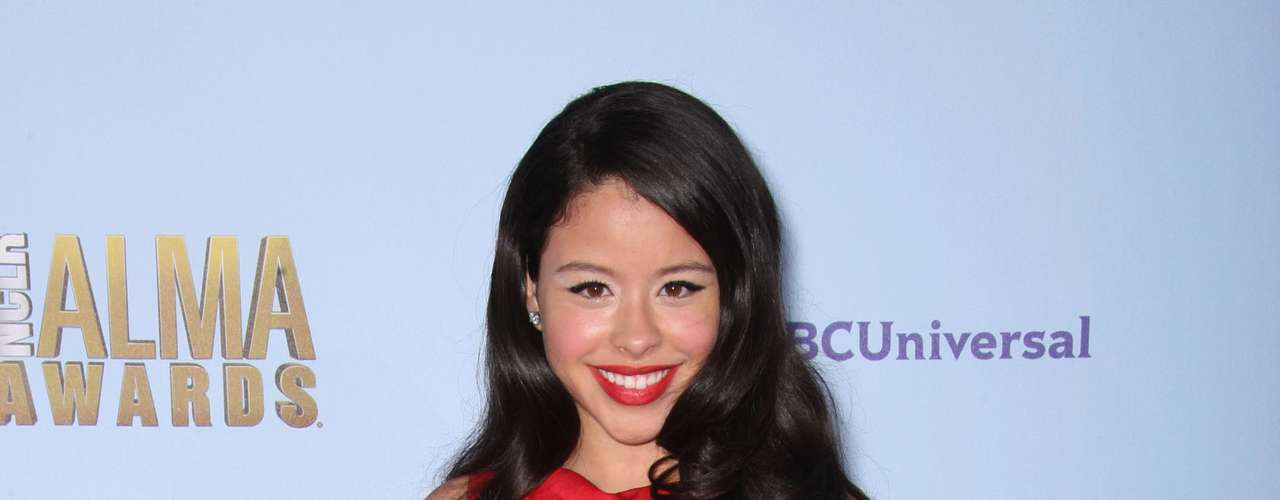 Cierra Ramirez aged herself like 20 years. Take some cues from Aubrey girl! Fashion MISS!