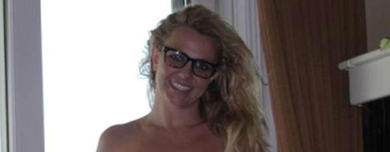 Britney Spears ya presume bikinis en la red social. La 'princesa del pop' está de vuelta.