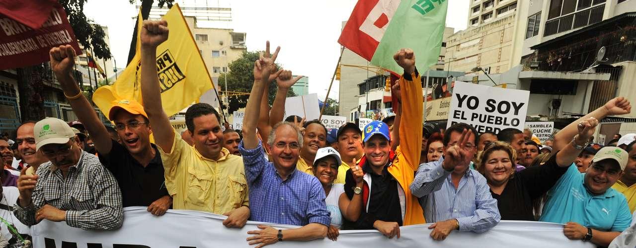 En la región de Miranda habitan venezolanos de clases altas, por lo que Capriles es llamado por Chávez y sus adeptos \
