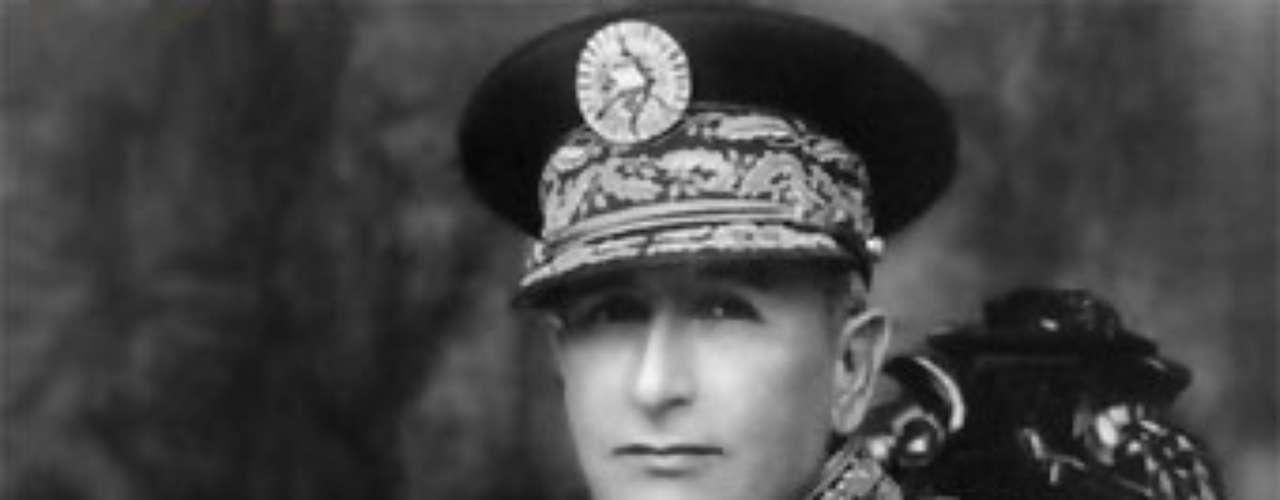El militar liberal Jorge Ubico Castañeda gobernó a Guatemala por 13 años, entre 1931 y 1944.