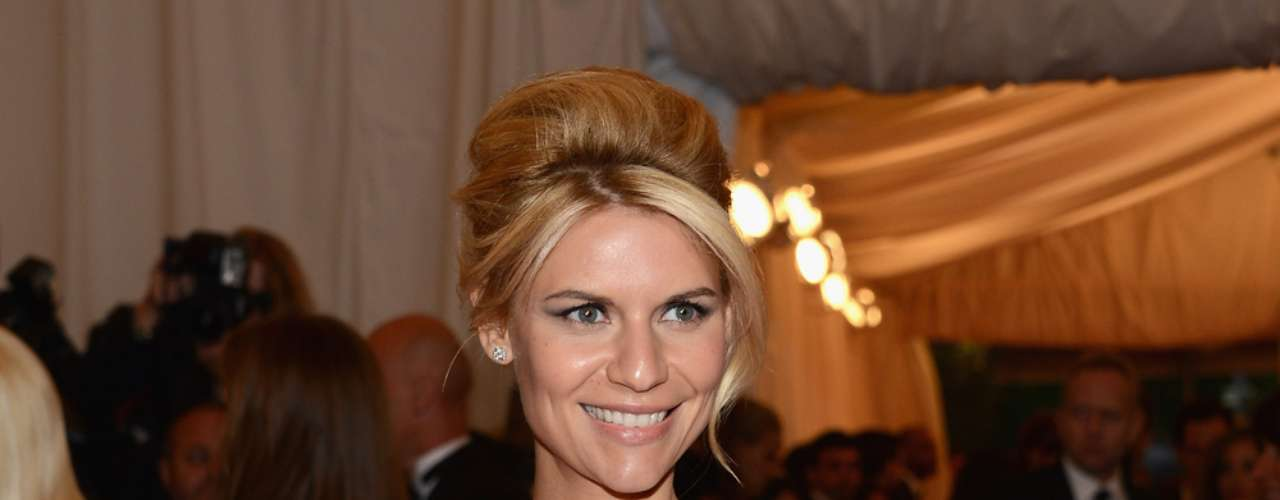 Claire Danes (Homeland) - Lead Actress In A Drama Series