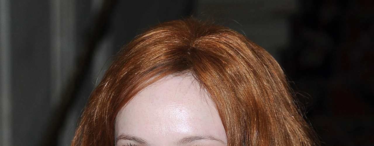 Christina Hendricks (Mad Men) - Supporting Actress in a Drama Series