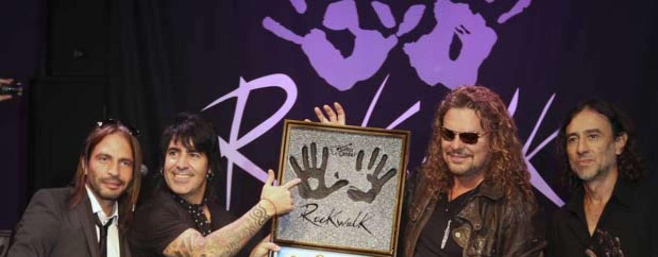 Con la distinción se reafirma todo el talento de la banda, que ha conseguido varios premios Grammy y durante su trayectoria ha vendido más de 30 millones de discos.