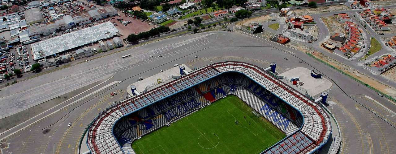 HIDALGO: Inaugurated on February 14, 1993 in a friendly between Tuzos and Pumas. It has a capacity of 30,000 fans.